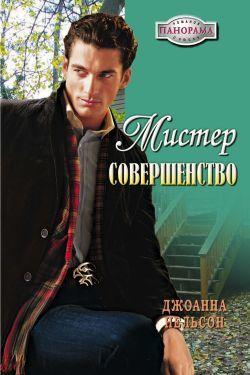 Обложка книги  - Мистер Совершенство