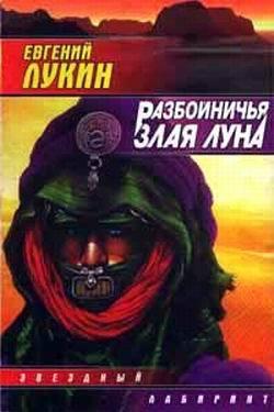 Обложка книги  - Разбойничья злая луна