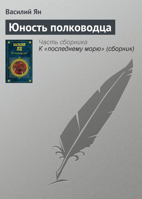 Обложка книги  - Юность полководца