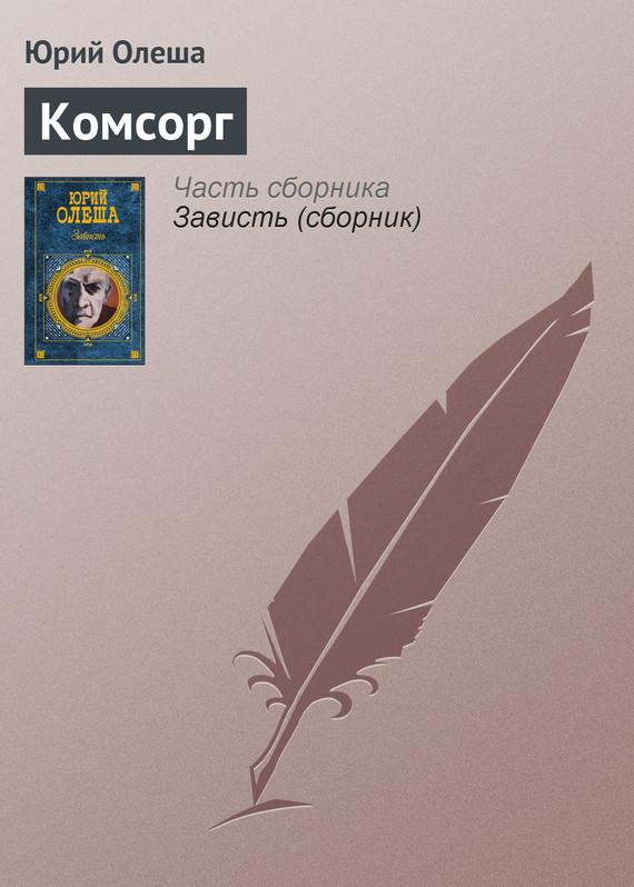 Обложка книги  - Комсорг