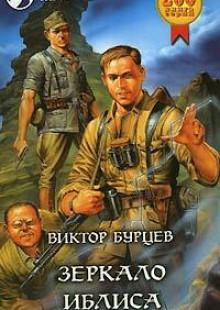 Обложка книги  - Зеркало Иблиса