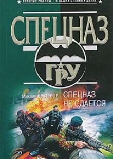 Обложка книги  - Спецназ не сдается
