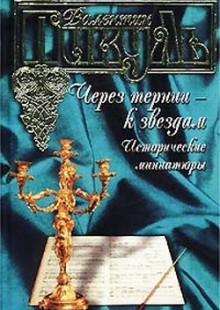 Обложка книги  - Через тернии – к звездам. Исторические миниатюры