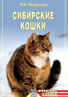 Обложка книги  - Сибирские кошки