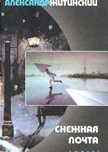 Обложка книги  - Снежная почта