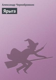 Обложка книги  - Ярыга