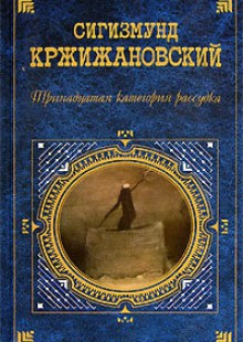 Обложка книги  - Тринадцатая категория рассудка