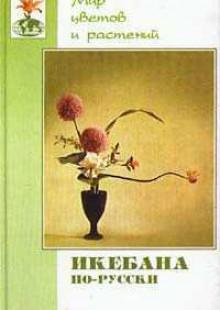 Обложка книги  - Икебана по-русски
