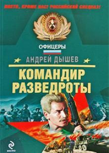 Обложка книги  - Командир разведроты