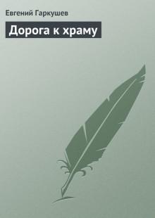 Обложка книги  - Дорога к храму