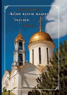 Обложка книги  - «Козни врагов наших сокруши...»: Дневники