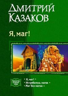 Обложка книги  - Истребитель магов