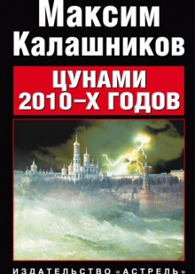 Обложка книги  - Цунами 2010-х годов