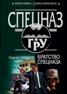 Обложка книги  - Братство спецназа