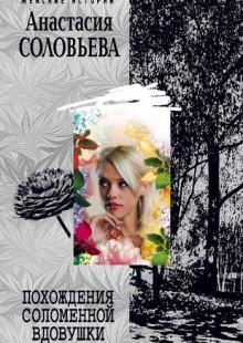 Обложка книги  - Похождения соломенной вдовушки