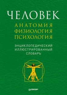 Обложка книги  - Человек: анатомия, физиология, психология. Энциклопедический иллюстрированный словарь