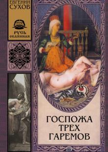 Обложка книги  - Госпожа трех гаремов