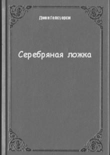 Обложка книги  - Серебряная ложка