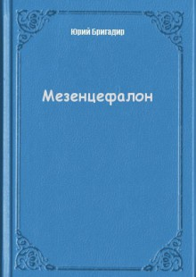 Обложка книги  - Мезенцефалон