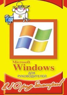 Обложка книги  - Microsoft Windows для руководителей
