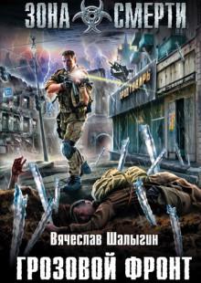 Обложка книги  - Грозовой фронт