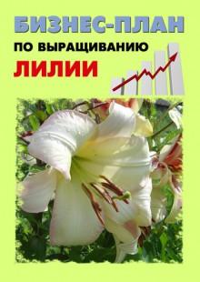 Обложка книги  - Бизнес-план по выращиванию лилии