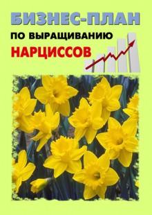 Обложка книги  - Бизнес-план по выращиванию нарциссов