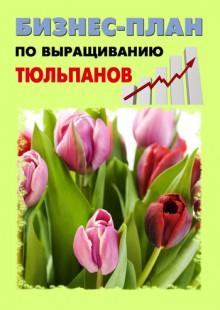 Обложка книги  - Бизнес-план по выращиванию тюльпанов