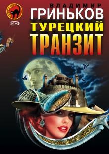 Обложка книги  - Турецкий транзит