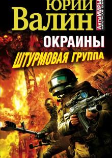 Обложка книги  - Штурмовая группа