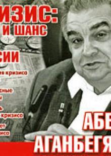 Обложка книги  - Кризис: беда и шанс для России