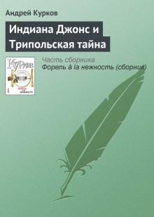 Обложка книги  - Индиана Джонс и Трипольская тайна