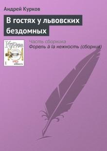 Обложка книги  - В гостях у львовских бездомных