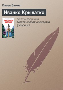 Обложка книги  - Иванко Крылатко