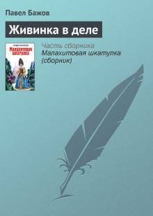 Обложка книги  - Живинка в деле