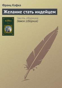 Обложка книги  - Желание стать индейцем