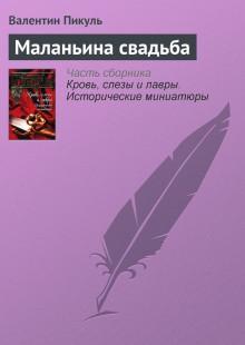 Обложка книги  - Маланьина свадьба