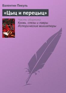 Обложка книги  - «Цыц и перецыц»