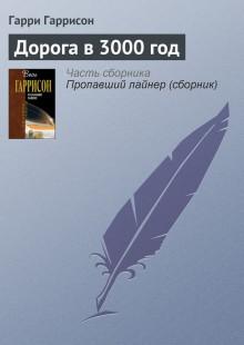 Обложка книги  - Дорога в 3000 год