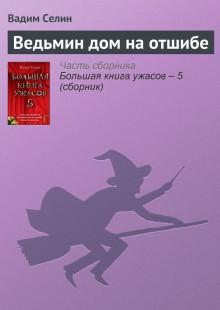 Обложка книги  - Ведьмин дом на отшибе