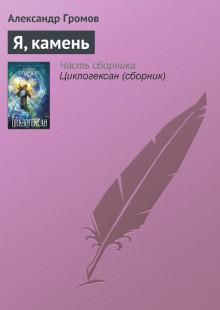 Обложка книги  - Я, камень