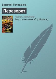 Обложка книги  - Переворот