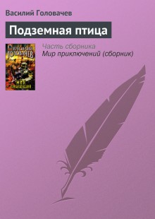 Обложка книги  - Подземная птица