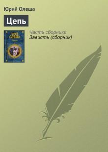 Обложка книги  - Цепь