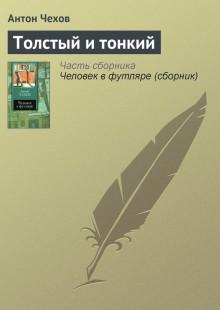 Обложка книги  - Толстый и тонкий