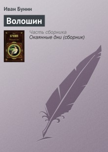 Обложка книги  - Волошин