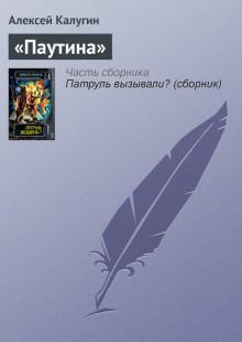 Обложка книги  - «Паутина»