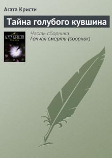 Обложка книги  - Тайна голубого кувшина