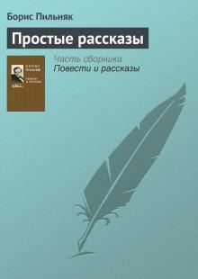 Обложка книги  - Простые рассказы