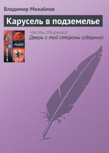 Обложка книги  - Карусель в подземелье
